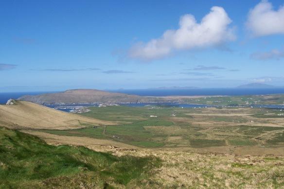 Overlooking Portmagee