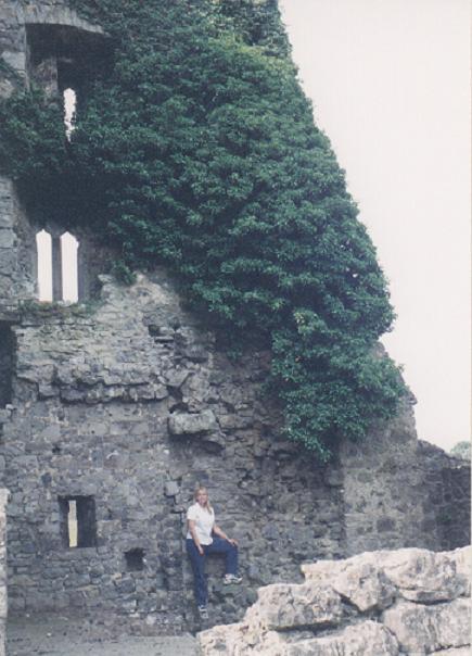 Lisa at Kells