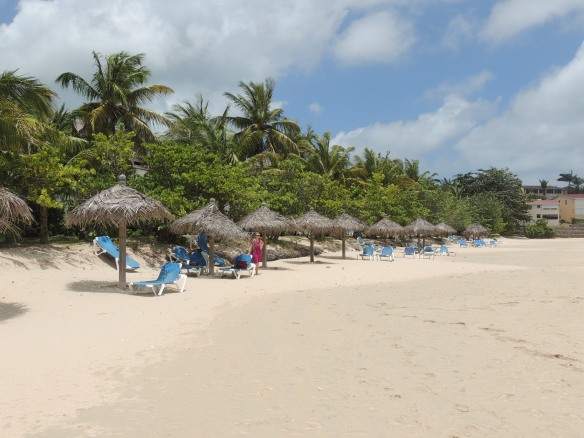 I've already picked my spot in Antigua....you can have any of the others.  :)