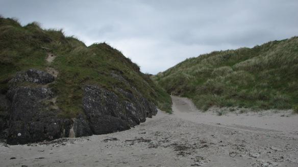Irish dunes