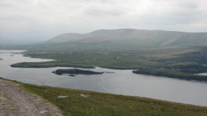 Gazing towards Portmagee from Valentia Island