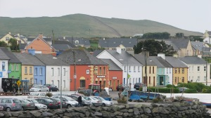 The village of Portmagee