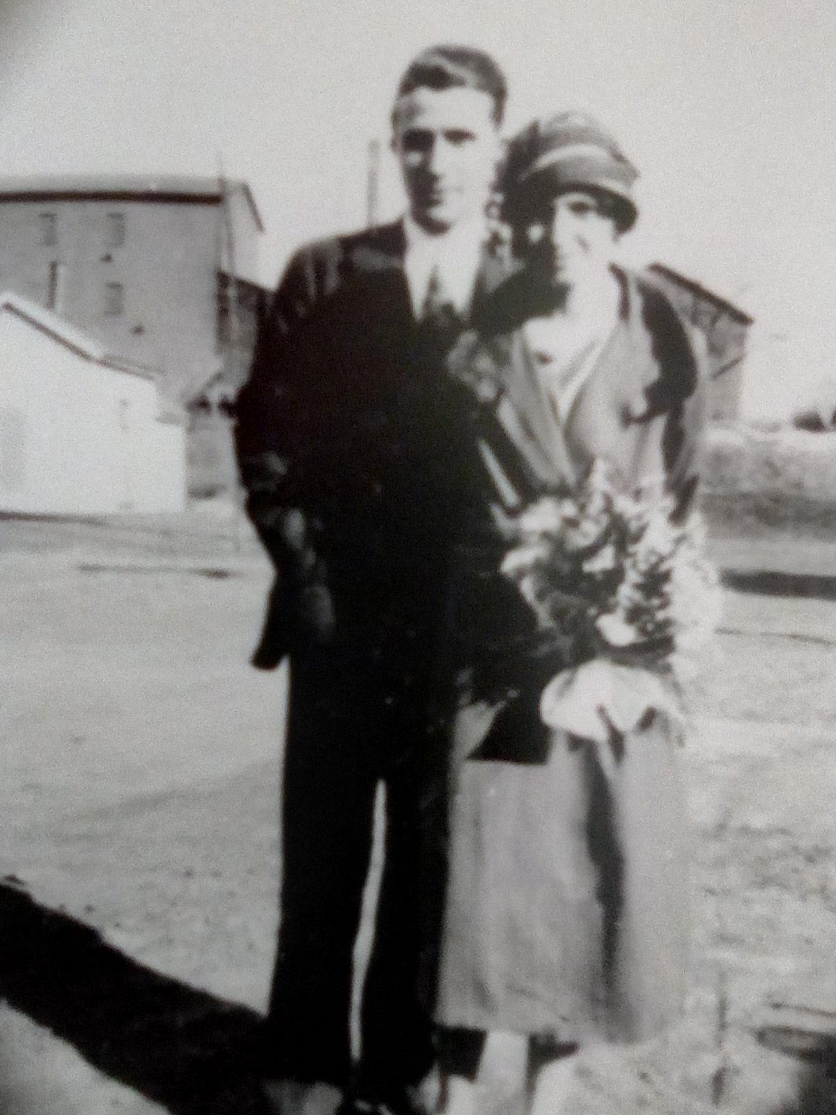 nannie and granddaddy